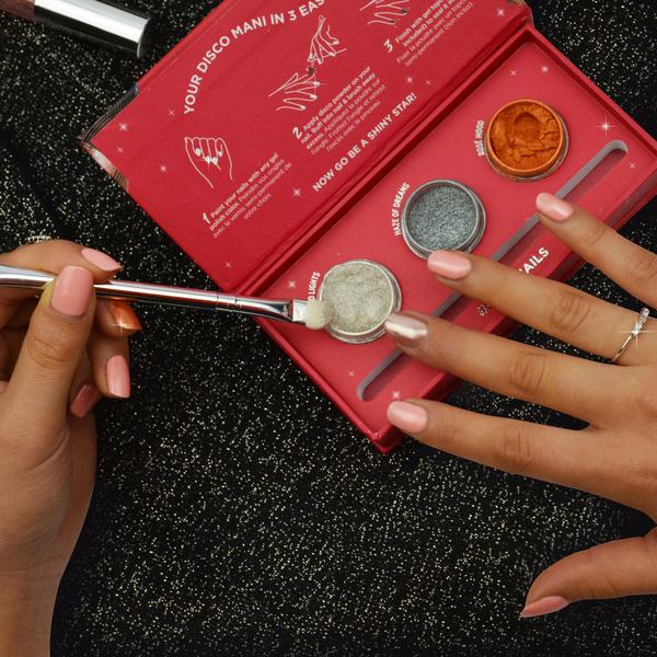 Image of Disco Nails for Days powder, Le Mini Macaron