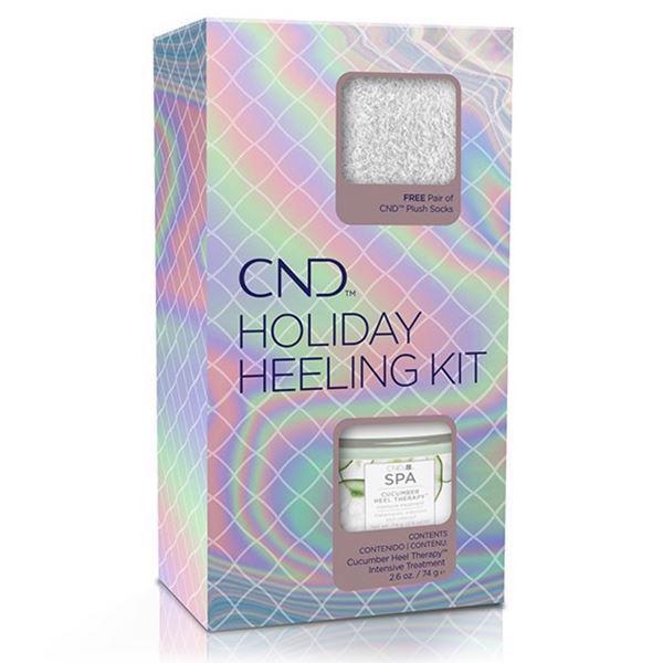Image of CND Holiday Heeling Kit, CND