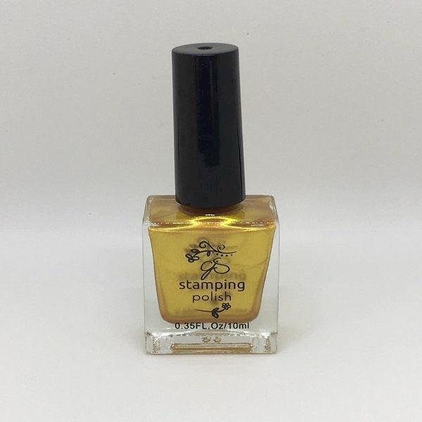 Image of #3 All that Glitters - Stamping neglelak 10 ml, Clear Jelly Stamper