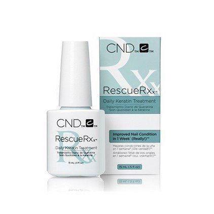 Image of CND Rescue RXx Daily Keratin Treatment 15 ml