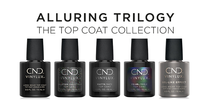 CND Vinylux Long Wear Topcoat