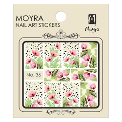 Moyra Water Decal stickers nr. 36