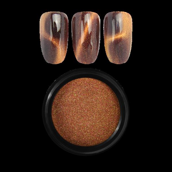 Image of   Kobber Magnetisk Pigment Powder, nr. 5, Moyra