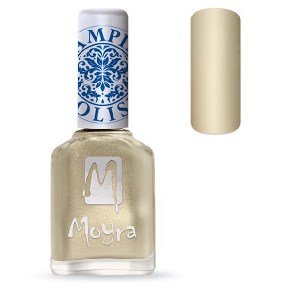 Image of Guld Moyra Stamping nail polish