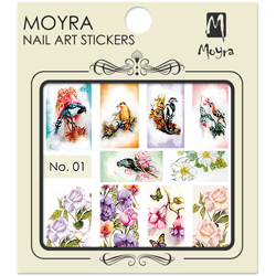Moyra Water Decal stickers nr. 01