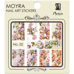 Moyra Water Decal stickers nr. 02