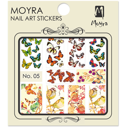 Moyra Water Decal stickers nr. 05