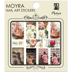 Moyra Water Decal stickers nr. 07