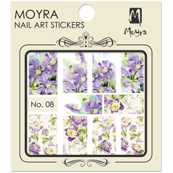 Moyra Water Decal stickers nr. 08