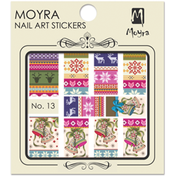 Moyra Water Decal stickers nr. 13