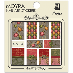 Moyra Water Decal stickers nr. 14