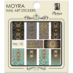 Moyra Water Decal stickers nr. 15