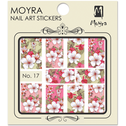 Moyra Water Decal stickers nr. 17