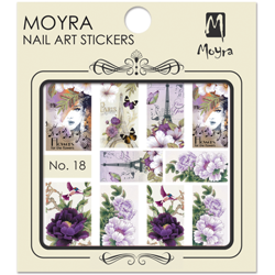 Moyra Water Decal stickers nr. 18
