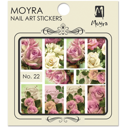 Moyra Water Decal stickers nr. 22