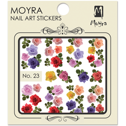 Moyra Water Decal stickers nr. 23