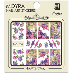 Moyra Water Decal stickers nr. 24