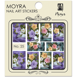 Moyra Water Decal stickers nr. 25