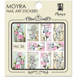 Moyra Water Decal stickers nr. 26