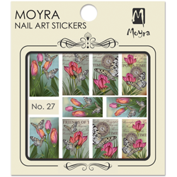 Moyra Water Decal stickers nr. 27