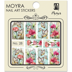 Moyra Water Decal stickers nr. 28