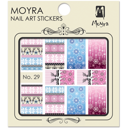 Moyra Water Decal stickers nr. 29