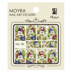 Moyra Water Decal stickers nr. 30
