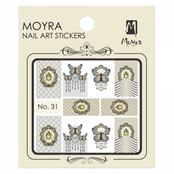 Moyra Water Decal stickers nr. 31