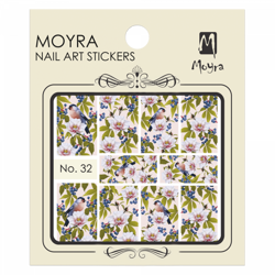 Moyra Water Decal stickers nr. 32