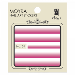 Moyra Water Decal stickers nr. 34