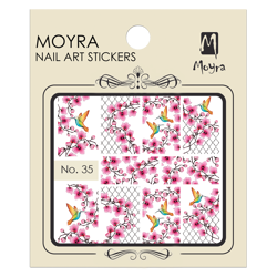 Moyra Water Decal stickers nr. 35