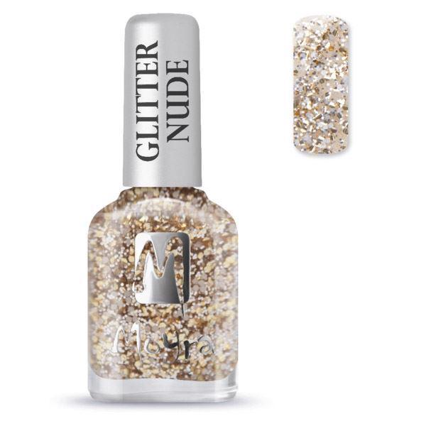 Image of Champagne, Glitter Nude, Moyra Neglelak