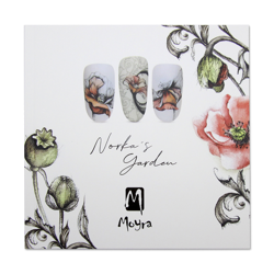 Inspirations for Nail Artists - NORKA'S GARDEN, Moyra (u)