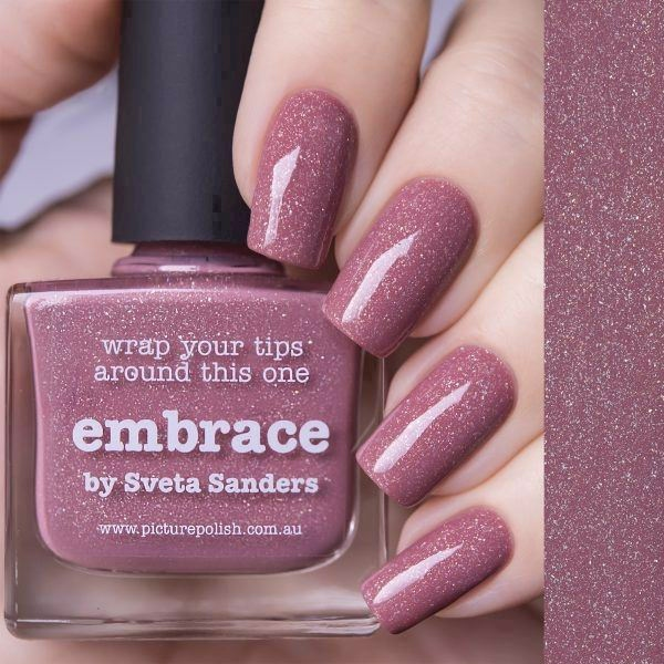 Image of   EMBRACE, Picture Polish
