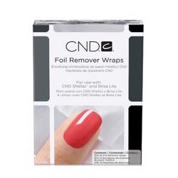 CND Shellac Remover Wraps 10 stk