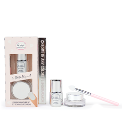 Chrome Manicure Set Le Metallique, Le Mini Macaron