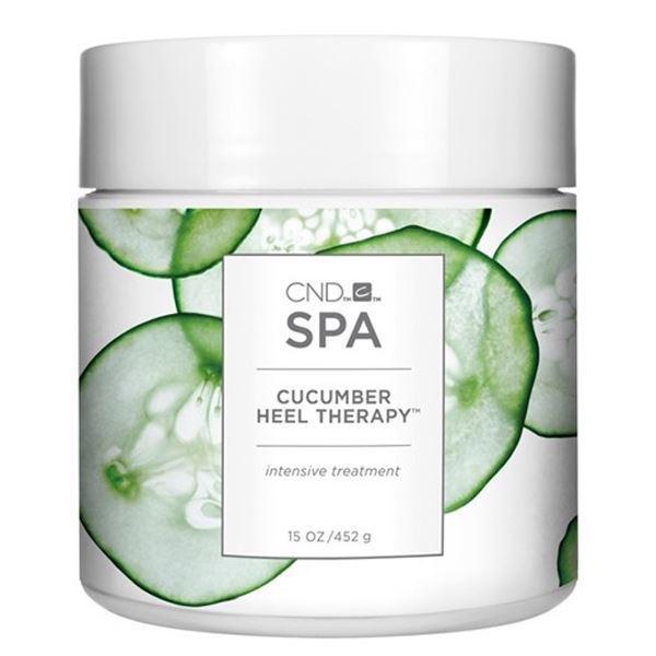 Image of CND Cucumber Heel Therapy, SpaPedicure 425 gr, STORKØB