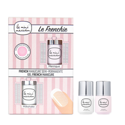 Frenchie Kit French Manicure, Le Mini Macaron