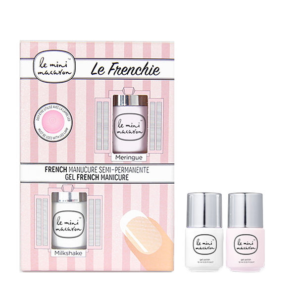 Image of   Frenchie Kit French Manicure, Le Mini Macaron