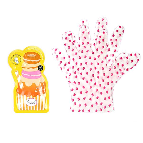Image of Hand Mask Sweet Mandarin, Le Mini Macaron
