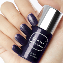 Le Mini Macaron Midnight Blackberry 10 ml