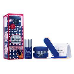 Manicure Kit Midnight Blueberry, Le Mini Macaron