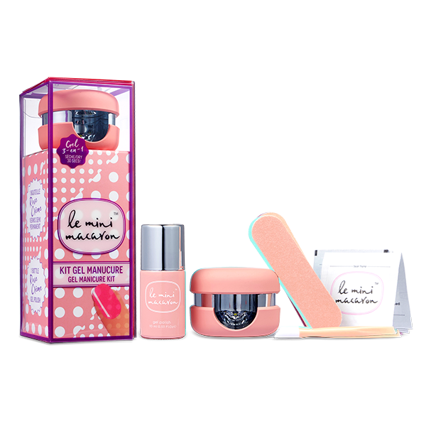 Image of   Manicure Kit Rose Creme, Le Mini Macaron