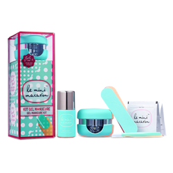 Manicure Kit Sweet Mint, Le Mini Macaron