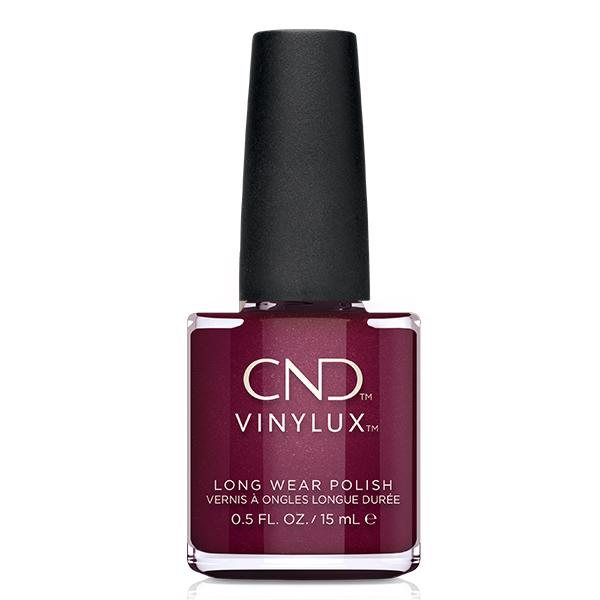 330 Rebellious Ruby, Crystal Alchemy, CND Vinylux