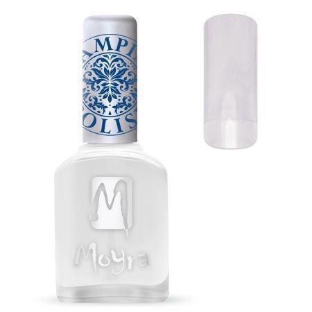 Image of Nail Art Topcoat, Vandbaseret, Moyra