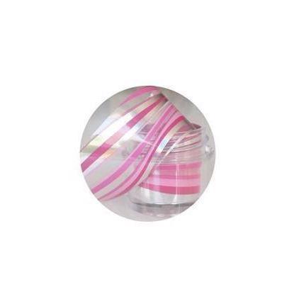 Image of Neglefolie, Pink bølger