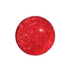 Glitter Powder, Fire Dark Red