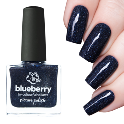 BLUEBERRY, Picture Polish