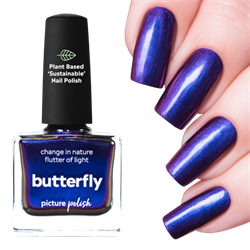 BUTTERFLY, Plantebaseret, Picture Polish